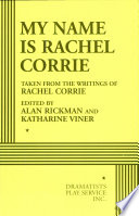 Read Online My Name is Rachel Corrie For Free