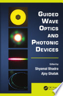 Guided Wave Optics And Photonic Devices Book PDF