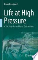 Life at High Pressure