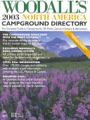 Woodall S North American Campground Directory 2003 Book PDF