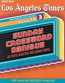 Los Angeles Times Sunday Crossword Omnibus  Volume 3