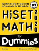 HiSET Math for Dummies
