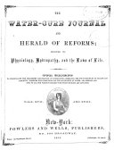 The Water-cure Journal