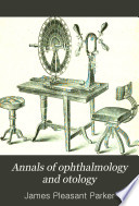 Annals Of Ophthalmology And Otology