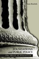 Foundations and Public Policy [Pdf/ePub] eBook