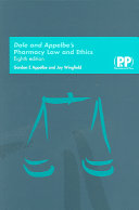 Dale and Appelbe's Pharmacy Law and Ethics