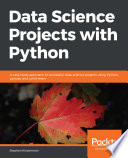 Data Science Projects With Python Book PDF