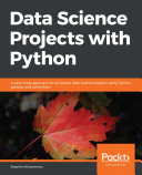 Pdf Data Science Projects with Python Telecharger