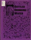 Bottled Drinking Water Laboratory Analysis Report
