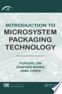 Introduction To Microsystem Packaging Technology Book PDF