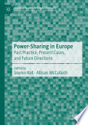Power Sharing in Europe Book