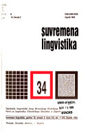 Suvremena Lingvistika Google Books
