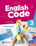 ENGLISH CODE BRITISH 3 PUPIL S BOOK   PUPILT ONLINE WORLD ACCESS CODE PACK