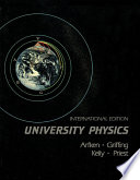 International Edition University Physics