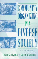 Cover of Community Organizing in a Diverse Society