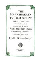 The Mahabharata TV Film Script