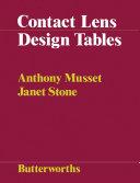 Contact Lens Design Tables Pdf