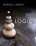 A Concise Introduction to Logic Book