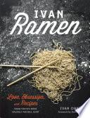 Ivan Ramen Book