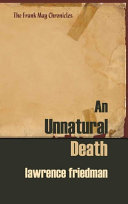 An Unnatural Death [Pdf/ePub] eBook