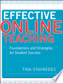 Effective Online Teaching
