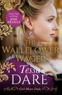 The Wallflower Wager  Girl meets Duke  Book 3