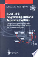 IEC 61131–3: Programming Industrial Automation Systems: Concepts And
