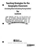 Geography Book PDF