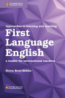 Books - New Approaches To Learning And Teaching First Language English | ISBN 9781108406888