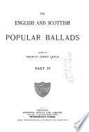 The English and Scottish Popular Ballads Book