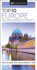 DK Eyewitness Top 10 Europe