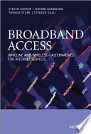 Broadband Access Book
