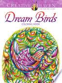 Creative Haven Dream Birds Coloring Book