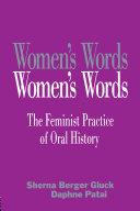 Women s Words