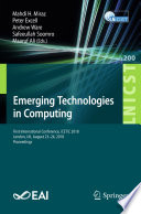 Emerging Technologies in Computing