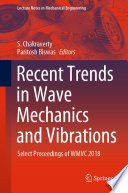 Recent Trends in Wave Mechanics and Vibrations