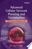 Advanced Cellular Network Planning and Optimisation
