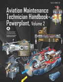 Aviation Maintenance Technician Handbook-Powerplant Volume 2
