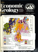 Economic Geology And The Bulletin Of The Society Of Economic Geologists Book PDF