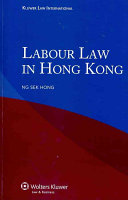 Labour Law in Hong Kong