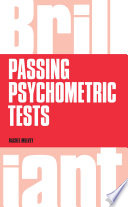 Brilliant Passing Psychometric Tests