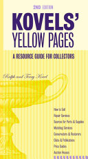 Kovels Yellow Pages