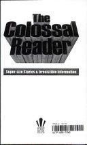 The Colossal Reader