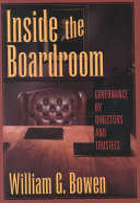 Inside the Boardroom