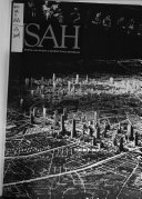 Journal of the Society of Architectural Historians Book