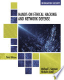 Hands On Ethical Hacking and Network Defense Book