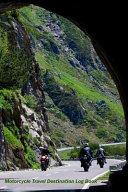 Motorcycle Travel Destination Log Book