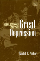 Reflections on the Great Depression