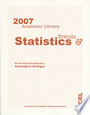 ACRL 2007 Academic Library Trends and Statistics for Carnegie Classification