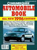 Consumer Guide Automobile Book 1996